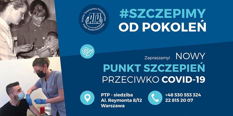 Banner Www Nowy Punkt Szczepien